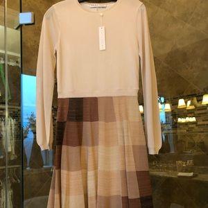 Trina Turk Cork Dress - Fall 2019